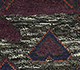 Jaipur Rugs - Hand Knotted Wool and Bamboo Silk Grey and Black LES-386 Area Rug Closeupshot - RUG1091221