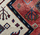 Jaipur Rugs - Hand Knotted Wool and Bamboo Silk Multi LES-407 Area Rug Closeupshot - RUG1091301