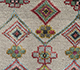 Jaipur Rugs - Hand Knotted Wool and Bamboo Silk Ivory LES-411 Area Rug Closeupshot - RUG1092468