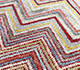 Jaipur Rugs - Hand Knotted Wool and Bamboo Silk Pink and Purple LES-427 Area Rug Closeupshot - RUG1093556