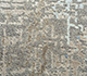 Jaipur Rugs - Hand Knotted Wool and Bamboo Silk Grey and Black LRB-1502 Area Rug Closeupshot - RUG1086288