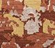 Jaipur Rugs - Hand Knotted Wool and Bamboo Silk Beige and Brown LSK-104 Area Rug Closeupshot - RUG1067304