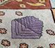 Jaipur Rugs - Hand Knotted Silk Multi LSL-307 Area Rug Closeupshot - RUG1092462
