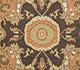 Jaipur Rugs - Hand Knotted Wool Red and Orange MAKT-101 Area Rug Closeupshot - RUG1078180