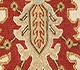 Jaipur Rugs - Hand Knotted Wool Ivory MAKT-16 Area Rug Closeupshot - RUG1022512