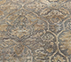 Jaipur Rugs - Hand Knotted Wool and Silk Grey and Black NE-2348 Area Rug Closeupshot - RUG1075000