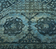 Jaipur Rugs - Hand Knotted Wool and Silk Blue NE-2364 Area Rug Closeupshot - RUG1070922