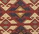 Jaipur Rugs - Flat Weave Jute Red and Orange PDJT-09 Area Rug Closeupshot - RUG1033897