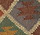 Jaipur Rugs - Flat Weave Jute Grey and Black PDJT-110 Area Rug Closeupshot - RUG1107053