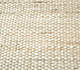 Jaipur Rugs - Flat Weave Jute Beige and Brown PDJT-119 Area Rug Closeupshot - RUG1087434