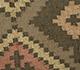 Jaipur Rugs - Flat Weaves Jute Green PDJT-160 Area Rug Closeupshot - RUG1091551