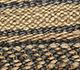 Jaipur Rugs - Flat Weave Jute Beige and Brown PDJT-192 Area Rug Closeupshot - RUG1094934