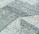 Jaipur Rugs - Flat Weave Polyester Blue PDPL-43 Area Rug Closeupshot - RUG1098588