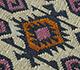 Jaipur Rugs - Flat Weave Wool Blue PDWL-351 Area Rug Closeupshot - RUG1098469