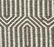 Jaipur Rugs - Flat Weave Wool Ivory PDWL-428 Area Rug Closeupshot - RUG1091634