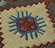 Jaipur Rugs - Flat Weave Wool Grey and Black PDWL-442 Area Rug Closeupshot - RUG1098484