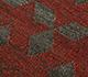 Jaipur Rugs - Flat Weave Wool Red and Orange PDWL-444 Area Rug Closeupshot - RUG1098487