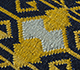 Jaipur Rugs - Flat Weave Wool Blue PDWL-445 Area Rug Closeupshot - RUG1098489