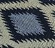 Jaipur Rugs - Flat Weaves Wool Blue PDWL-449 Area Rug Closeupshot - RUG1098493