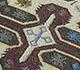 Jaipur Rugs - Flat Weaves Wool Ivory PDWL-452 Area Rug Closeupshot - RUG1098497