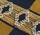 Jaipur Rugs - Flat Weaves Wool Blue PDWL-455 Area Rug Closeupshot - RUG1098500