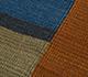 Jaipur Rugs - Flat Weave Wool Red and Orange PDWL-457 Area Rug Closeupshot - RUG1098502