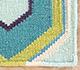 Jaipur Rugs - Flat Weave Wool Ivory PDWL-5101 Area Rug Closeupshot - RUG1056315