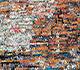 Jaipur Rugs - Hand Knotted Chocho Silk Red and Orange PKCS-18 Area Rug Closeupshot - RUG1077682