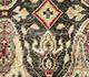Jaipur Rugs - Hand Knotted Wool Pink and Purple PKWL-5108 Area Rug Closeupshot - RUG1074976