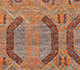 Jaipur Rugs - Hand Knotted Wool and Silk Grey and Black PKWS-454 Area Rug Closeupshot - RUG1069638
