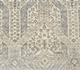 Jaipur Rugs - Hand Knotted Wool and Silk Ivory PKWS-454 Area Rug Closeupshot - RUG1070035