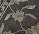 Jaipur Rugs - Patchwork Wool and Silk Grey and Black PSK-952 Area Rug Closeupshot - RUG1091924