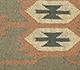 Jaipur Rugs - Flat Weave Jute Red and Orange PX-2102 Area Rug Closeupshot - RUG1107063