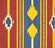 Jaipur Rugs - Flat Weave Cotton Red and Orange PX-847 Area Rug Closeupshot - RUG1069244