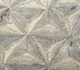 Jaipur Rugs - Hand Knotted Wool and Silk Ivory QM-703 Area Rug Closeupshot - RUG1065468