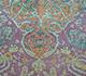 Jaipur Rugs - Hand Knotted Wool and Silk Multi QM-961 Area Rug Closeupshot - RUG1075554