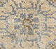 Jaipur Rugs - Hand Knotted Wool and Silk Ivory QNQ-10 Area Rug Closeupshot - RUG1075728