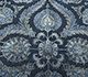 Jaipur Rugs - Hand Knotted Wool and Silk Blue QNQ-21 Area Rug Closeupshot - RUG1069067