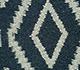 Jaipur Rugs - Flat Weaves Wool Blue SDWL-11 Area Rug Closeupshot - RUG1092107