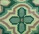 Jaipur Rugs - Flat Weaves Wool Green SDWL-52 Area Rug Closeupshot - RUG1092062