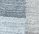 Jaipur Rugs - Hand Loom Wool and Viscose Beige and Brown SHWV-23 Area Rug Closeupshot - RUG1100063