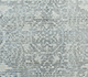 Jaipur Rugs - Hand Loom Wool and Viscose Ivory SHWV-50 Area Rug Closeupshot - RUG1100047
