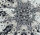 Jaipur Rugs - Hand Knotted Wool and Silk Blue SKRT-814 Area Rug Closeupshot - RUG1071043