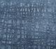 Jaipur Rugs - Hand Knotted Wool and Silk Blue SLA-510 Area Rug Closeupshot - RUG1089043