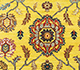 Jaipur Rugs - Hand Knotted Wool Red and Orange SPR-01 Area Rug Closeupshot - RUG1072814