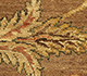 Jaipur Rugs - Hand Knotted Wool Beige and Brown SPR-04 Area Rug Closeupshot - RUG1023557