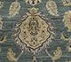 Jaipur Rugs - Hand Knotted Wool Blue SPR-04 Area Rug Closeupshot - RUG1074715