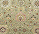 Jaipur Rugs - Hand Knotted Wool Beige and Brown SPR-07 Area Rug Closeupshot - RUG1075563