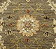 Jaipur Rugs - Hand Knotted Wool Beige and Brown SPR-17 Area Rug Closeupshot - RUG1074968