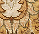 Jaipur Rugs - Hand Knotted Pure Silk Gold SPS-10 Area Rug Closeupshot - RUG1038692